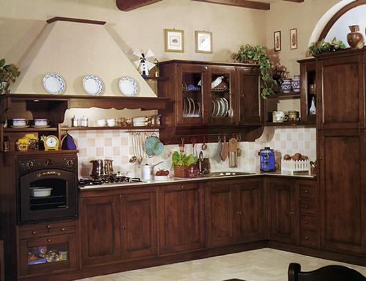 Stile antico progettazione e realizzazione di mobili su for Cucine in stile