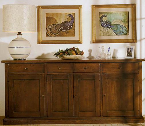 Stile antico progettazione e realizzazione di mobili su - Mobili da salotto ...